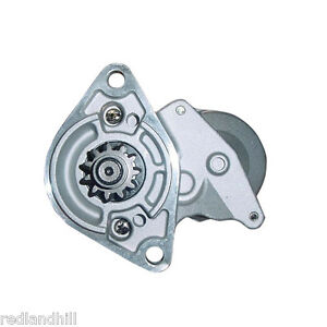 Starter Ford New Holland 1920 2120 3415 Tc35 Tc35d Tc40