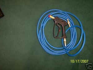 Carpet Cleaning Pressure Washing Gun W 25 Hose