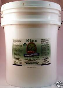 Biokleen Natural Fiber Glow Liquid Carpet Cleaner 5gal