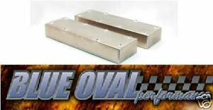 Ford Aluminum Valve Covers 302 351c 351w Canton Racing