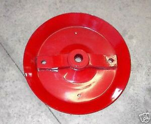 Bush Hog Stump Jumper Blade Pan Weldment Part 66506
