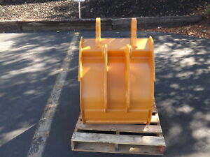 New 24 Backhoe Bucket For Case 580 580k 580l 580m 580e 580n Super 580sk 580sn