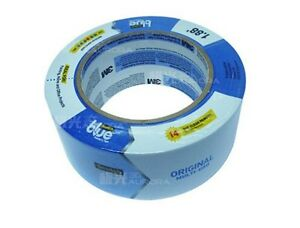 3m Scotch Blue Painters Tape Roll 1 83 Width Case Of 24 free Shipping