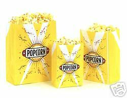 5 Oz Butter Bags popcorn Popper Machine Maker 100 cs