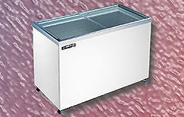 Ig 608 Master bilt Ice Cream Display Freezer