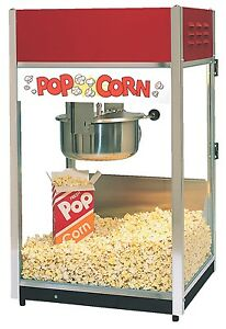 Commercial Theater Popcorn Machine Popper Maker Gold Medal 2656 6 Oz Ultra 60