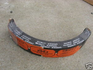 Brake Shoe Linings For 1950 1951 1952 1953 Ford Car Part 294a