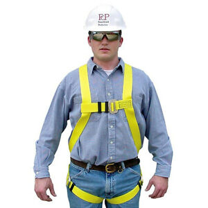French Creek Universal Harness Fall Protection