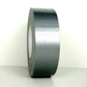 1 Roll Silver 2 X 60yds Industrial Grade Duct Tape