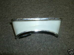 1967 1968 Ford Mustang Floor Console Rear Light