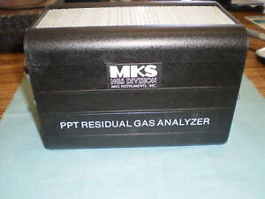 Mks Ngs Ppt Residual Gas Analyzer Ppt 1a 100fc