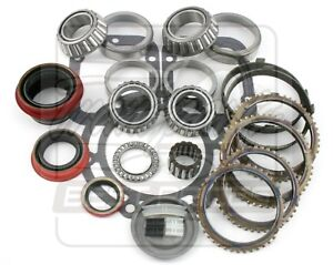 Fits Nv4500 Dodge Cummins 5 Spd Transmission Rebuild Bearing Seal Kit W Synchros