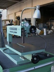 Foredom Precision Belt Grinder multiple Fingers Belts