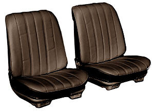 1966 Chevelle Front Rear Seat Upholstery Covers 66 Malibu Us Made