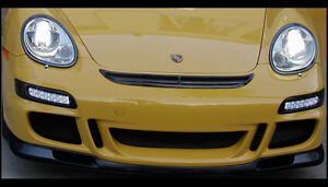 Porsche Gt3 Style Front Bumper For 987 Boxster Cayman