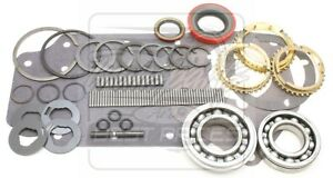 Tremec 3 Speed Chevy Ford Transmission Rebuild Kit Fairlane Galaxy Mustang