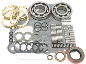 Ford Toploader 3 Speed W Overdrive Rug Transmission Rebuild Kit 1980 On