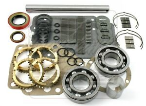 Ford Toploader Transmission 3 Speed W Overdrive Rebuild Kit 1981 87