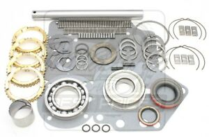 Ford Mustang Fairmont Granada Transmission Deluxe Rebuild Kit W Synchros