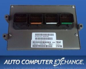 2003 2005 Dodge Dakota Engine Computer Ecm Pcm Ecu Replacement Lifetime Warranty