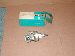 Nos Heater Switch 1962 Plymouth Valiant Dodge Lancer