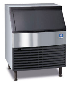 Ice Machine Manitowoc Qy 0274a Air Cooled Half Dice