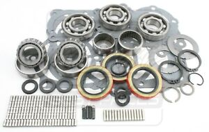 Fits Dodge Ford Remote Np205 Divorced Transfer Case Rebuild Kit 1969 75