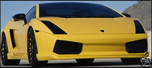 Lamborghini Gallardo Aerodynamic Kit