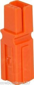 10 Anderson Powerpole Orange Housings Power Pole 1327g17 10 Pack Authentic