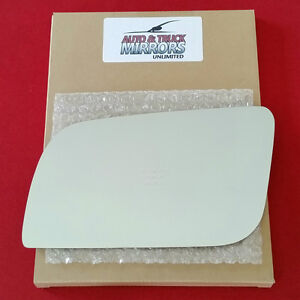 New Mirror Glass Adhesive For Chevy Gmc Truck Van Driver Side Fast Ship