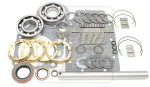 Ford Toploader Rug 4 Speed Transmission 3spd W Overdrive Rebuild Kit 1978 87