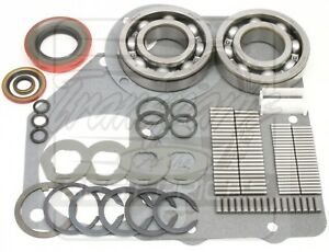 Ford Toploader 3 Speed W Overdrive Transmission Rug Srod Rebuild Kit 1978 87