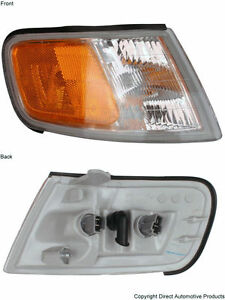 New Right Corner Turn Signal Light Passenger Side Fits 1994 1997 Honda Accord