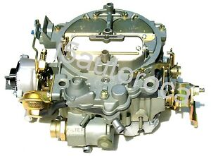 Rochester Quadrajet Carburetor 350 Chevy Truck With Electric Choke