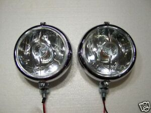 Marchal 672 682 Driving Lights new 5 3 4