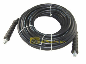 3 8 X 100 Pressure Power Washer Hose 4000 Psi