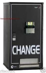 Mc 200 Bill To Coin Changer Holds 6 400 Qtrs Perfect For Laundry Mats