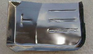 Ford Pickup Truck Cab Floor Pan Right 1967 1979