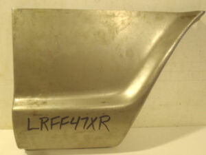 Ford Pickup Truck Small Lower Rear Section Front Fender Right 1967 1972 Schott