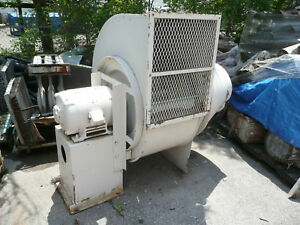 Industrial Air Blower Extractor Century Electric