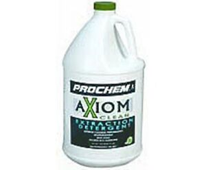 Carpet Cleaning Green Cleaning Prochem Axiom Detergent