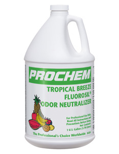 Carpet Cleaning Prochem Odor Neutralizer Tropical Breez