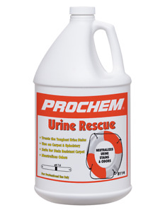 Carpet Cleaning Prochem Urine Rescue Stain Remover