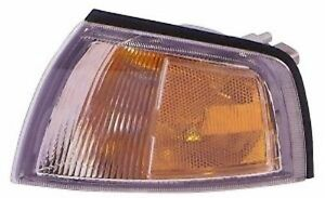 Left Corner Light Fits 97 02 Mitsubishi Mirage Coupe Turn Signal Light New