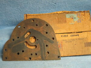 1948 1949 Buick Series 70 Dynaflow Trans Front Cover