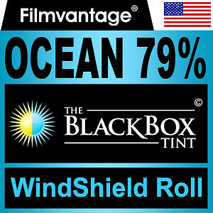Windshield Tint Roll 79 Vlt 36 X70 For Ford