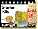 Popcorn Pack Kit 8oz Starter Pack Kit 45008