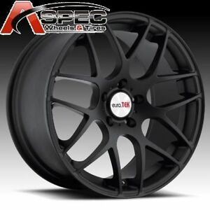 19 Staggered P40 Style Wheels 5x120 Rim Fit Bmw 745 750