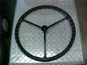 Steering Wheel For John Deere A B G R 50 820 Tractor
