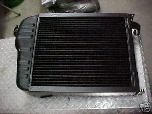 Radiator For John Deere M 40 320 330 420 430 440 Tractor
